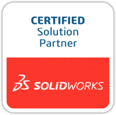 Certified Solution Partner SOLIDWORKS